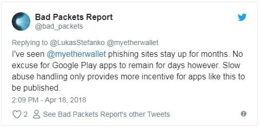 Play Store đang có rất nhiều ứng dụng tiền ảo giả mạo nguy hại