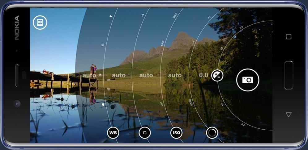 Rò rỉ bản cập nhật ứng dụng Nokia Pro Camera