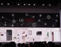 LG trình diễn loạt sản phẩm cao cấp tại triển lãm InnoFest Asia 2018