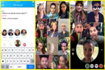 Snapchat bổ sung tính năng trò chuyện qua video và nhắc đến
