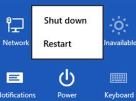 Muốn tắt máy tính đừng bấm Shut down, hãy Restart