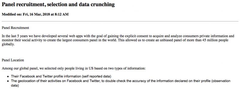 Công ty CubeYou bị Facebook đình chỉ vì thu thập thông tin người dùng từ ứng dụng