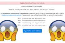 Trang web buộc người dùng chuộc mật khẩu bằng Bitcoin nếu không muốn bị rò rỉ