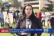 Vừa xảy ra vụ xả súng tại tổng hành dinh YouTube