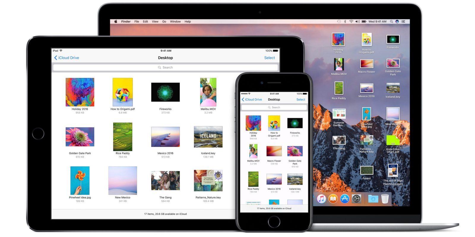 4 tính năng được mong đợi trên iCloud Drive