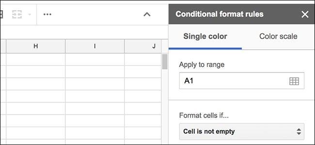 5 tính năng hữu ích của Google Sheets bạn nên biết