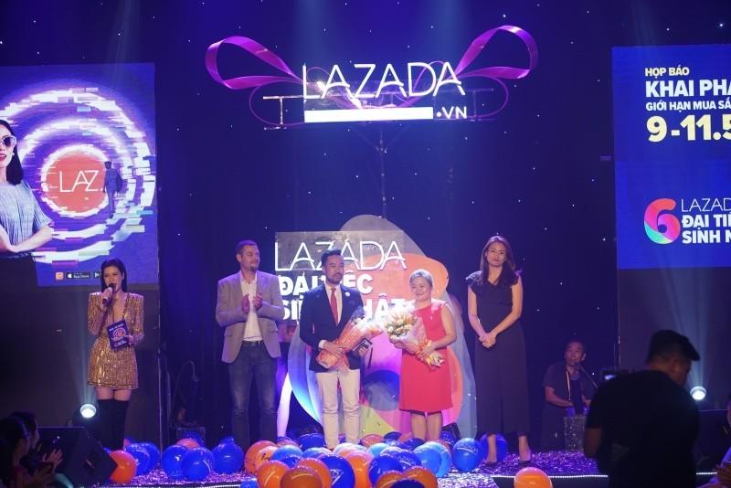 Lazada tròn 6 năm hoạt động tại Việt Nam