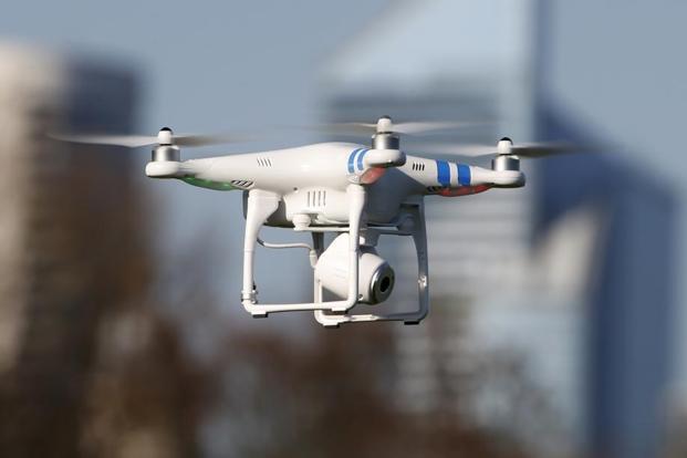 Apple xác nhận dùng drone để cải thiện ứng dụng Maps