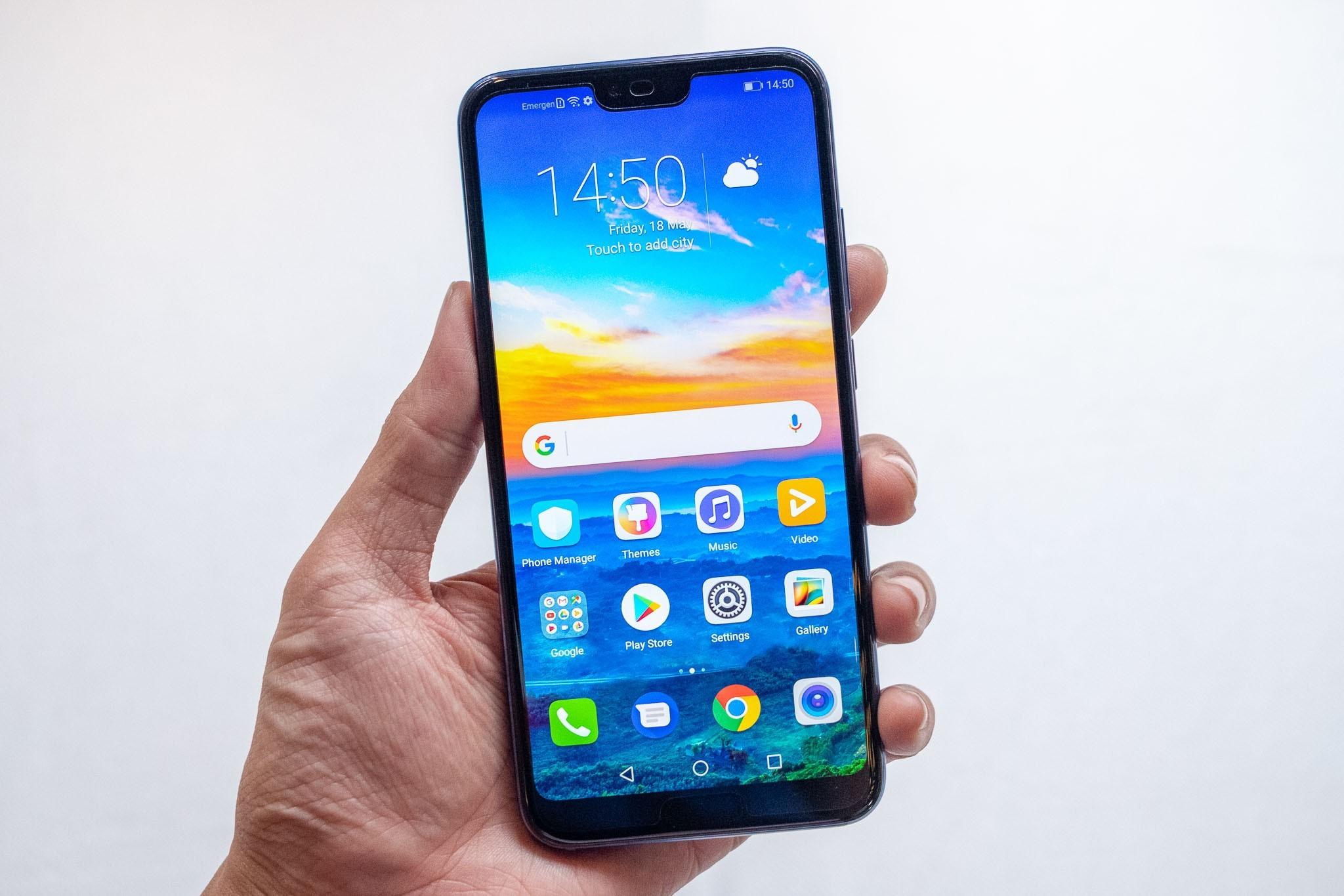 'Bản sao' Huawei P20 Pro mang tên Honor 10 ra mắt tại Việt Nam