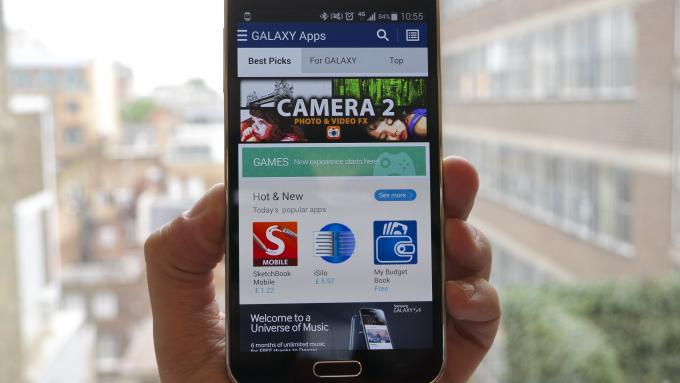 Cách nhận gói quà tặng ứng dụng 500 USD từ Samsung