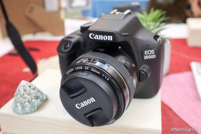 Canon ra mắt 3 mẫu máy ảnh DSLR và Mirrorless và đèn Flash thông minh mới