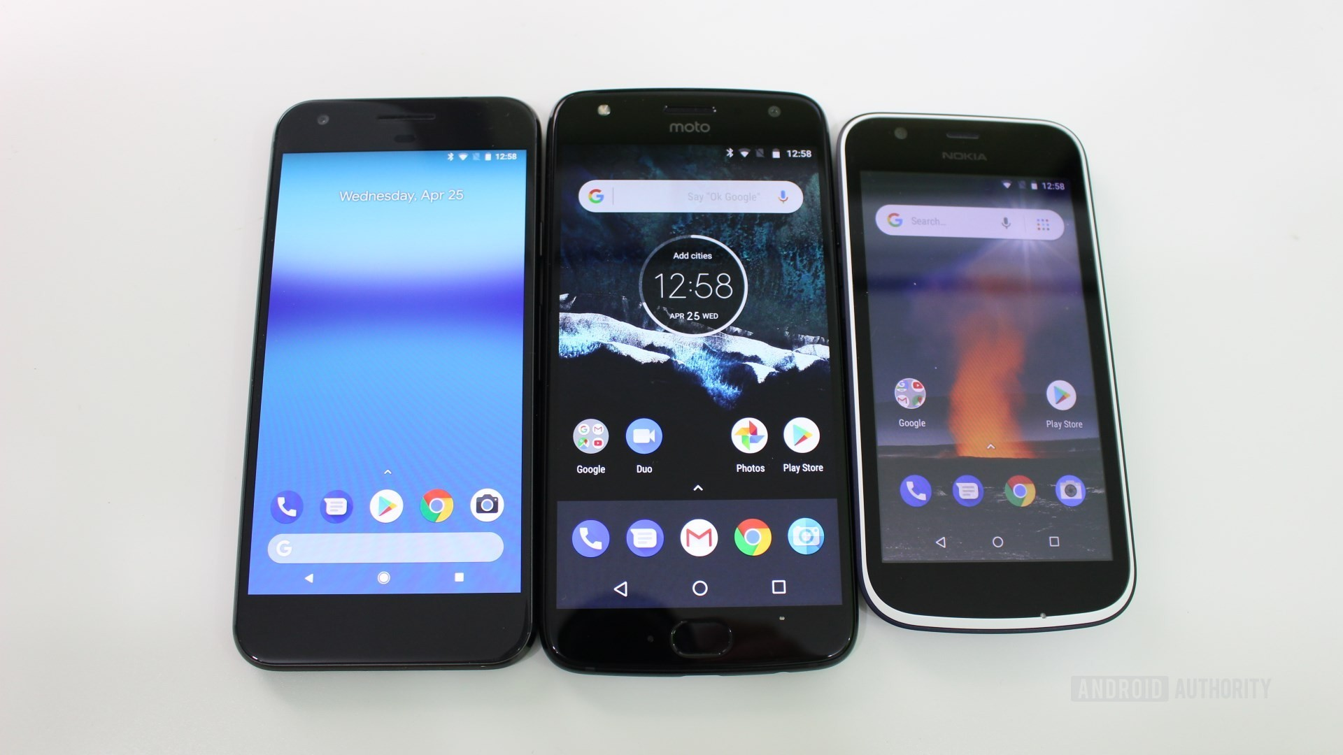 Điểm khác biệt giữa Stock Android - Android One - Android Go