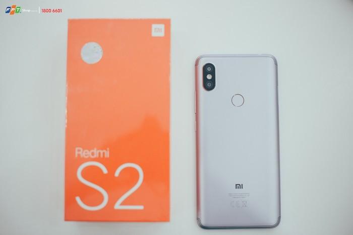 Sáng mai 22/5, FPT Shop mở bán 4.000 máy Xiaomi Redmi S2, giá 3,999 triệu đồng