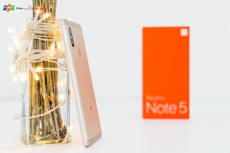FPT Shop tặng 1.000 loa Xiaomi Basic 2 khi mua Redmi Note 5