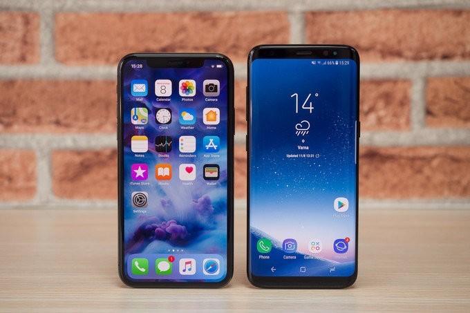Galaxy S9 và iPhone X ế ẩm tại Hàn Quốc