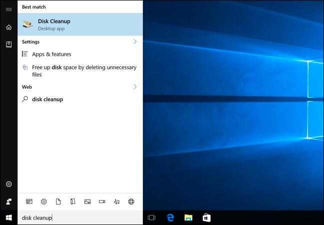 Giải phóng hơn 10 GB bộ nhớ sau khi cài đặt bản cập nhận tháng 4 cho Windows 10