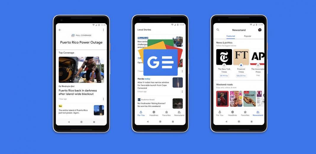 Google News với AI đã có thể tải về điện thoại