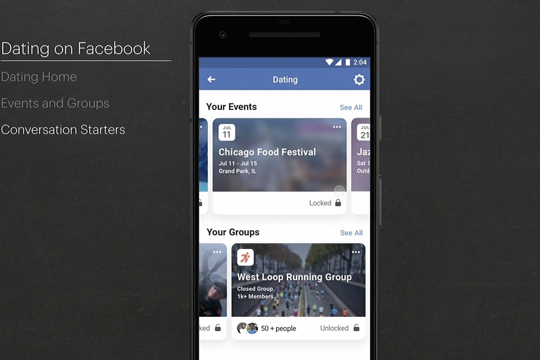 Hẹn hò qua Facebook dễ dàng hơn với tính năng mới nhất