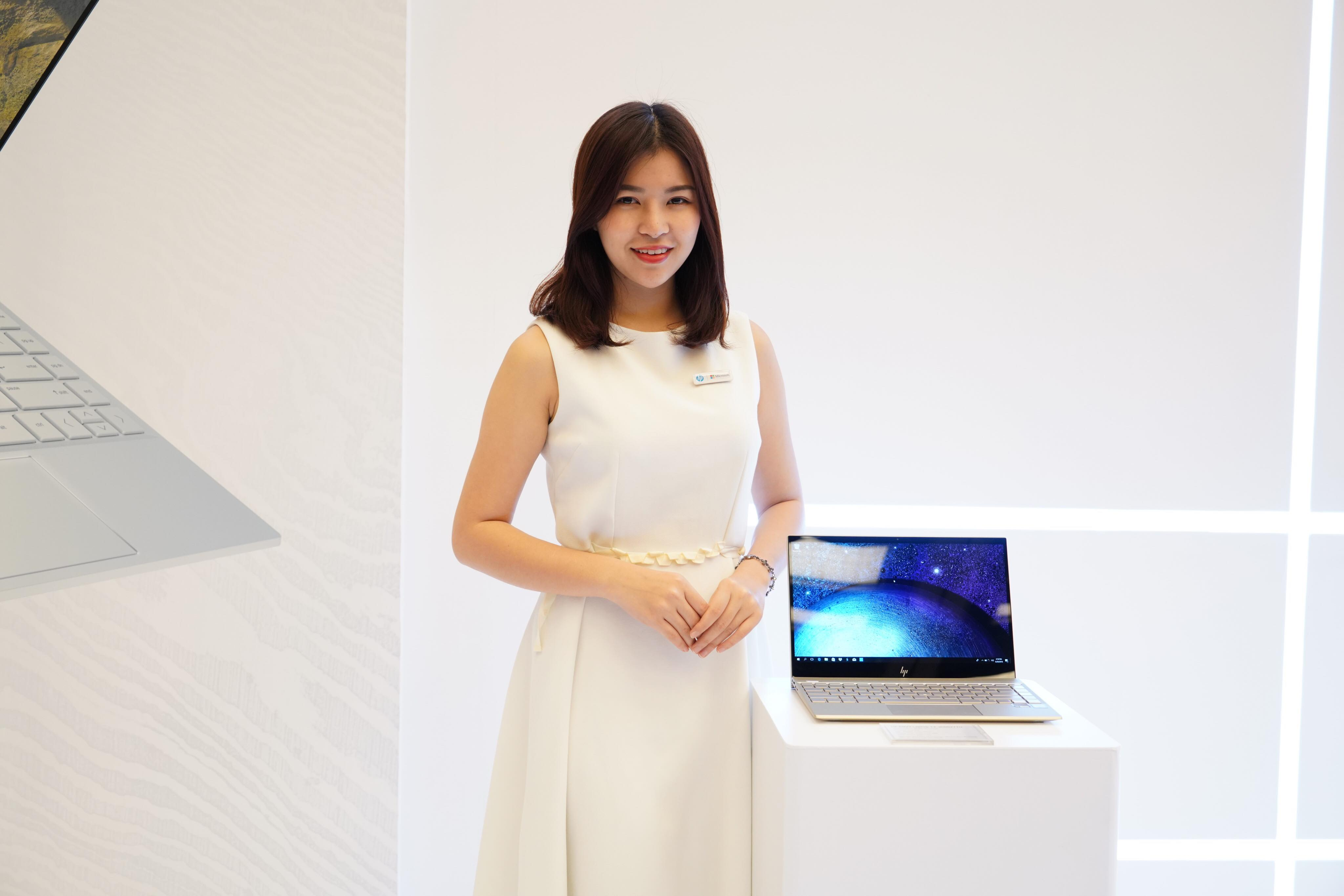 HP Envy 13 ra mắt, giá từ 21 triệu