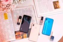 Huawei Nova 3e bổ sung thêm màu hồng Sakura Pink, bán từ hôm nay