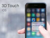 Hướng dẫn sử dụng 3D Touch của iPhone