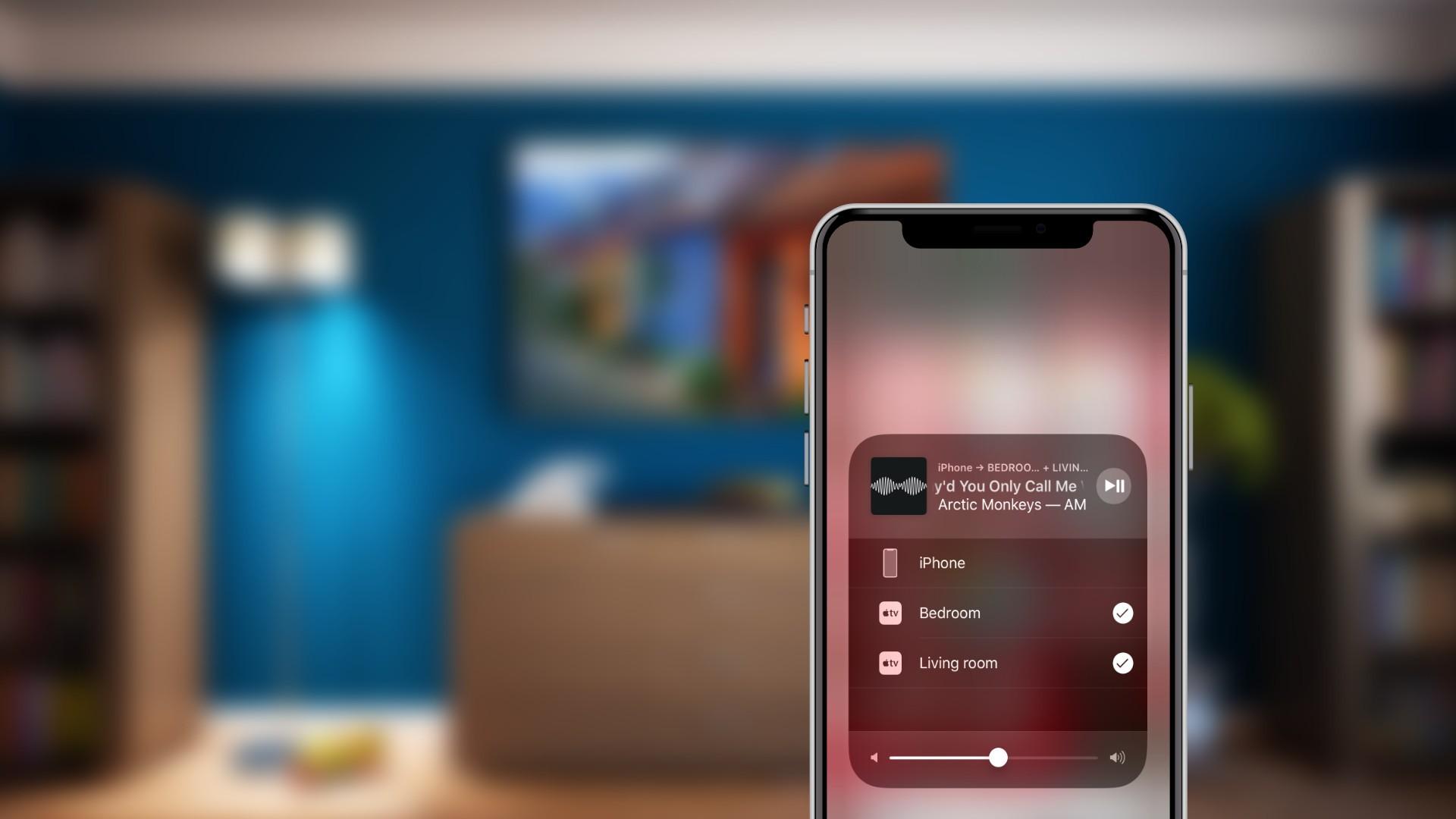 iOS 11.4 Beta 4 mang AirPlay 2 trở lại