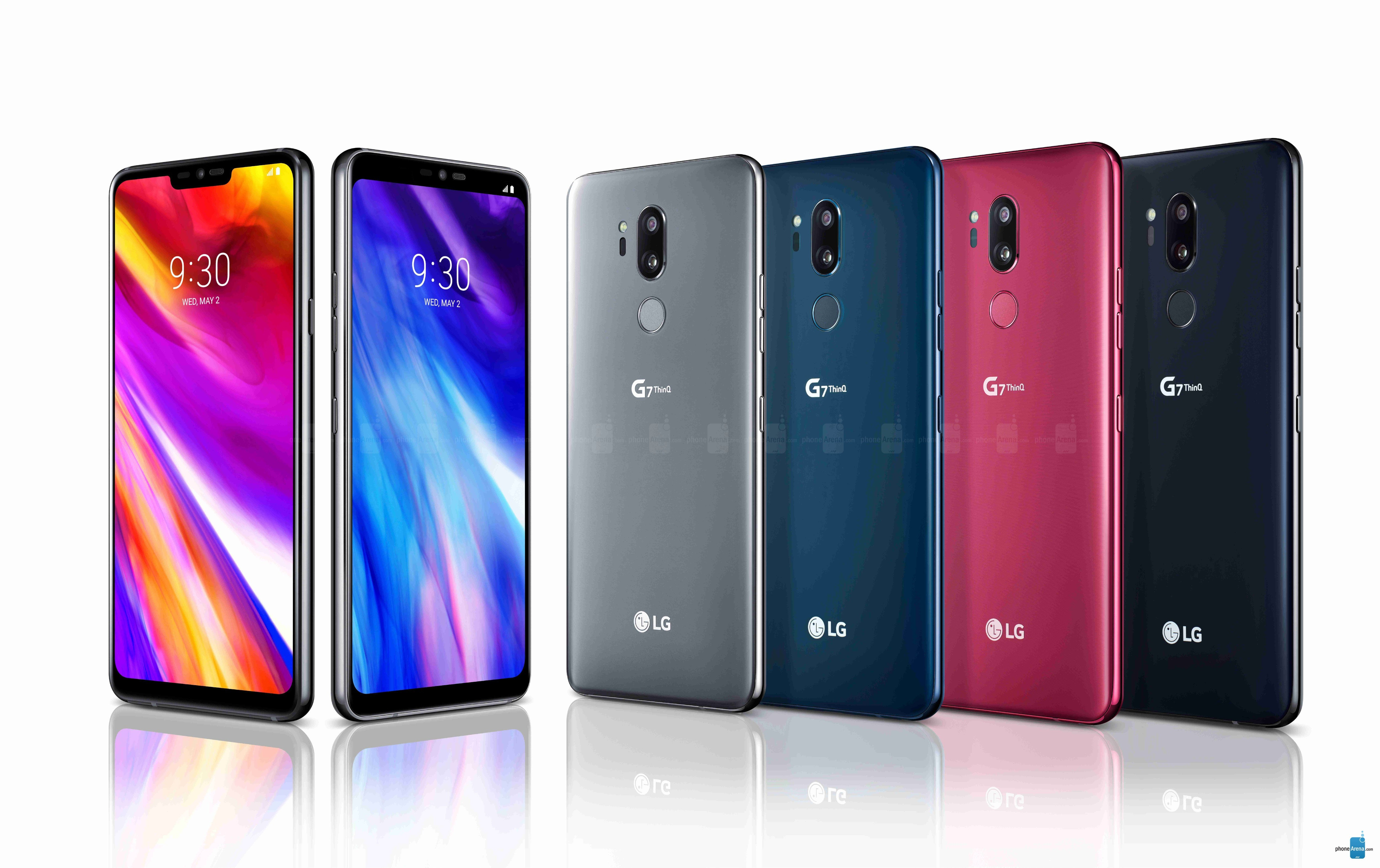 LG G7 ThinQ công bố giá bán chính thức tại Hàn Quốc
