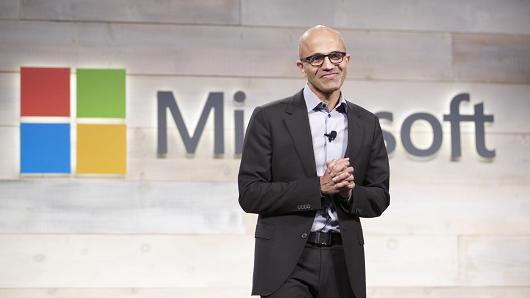Microsoft vượt Alphabet về vốn hóa thị trường