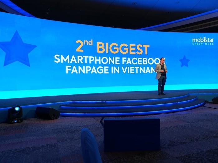 Mobiistar tung bộ đôi smartphone selfie đầu tiên tại Ấn Độ