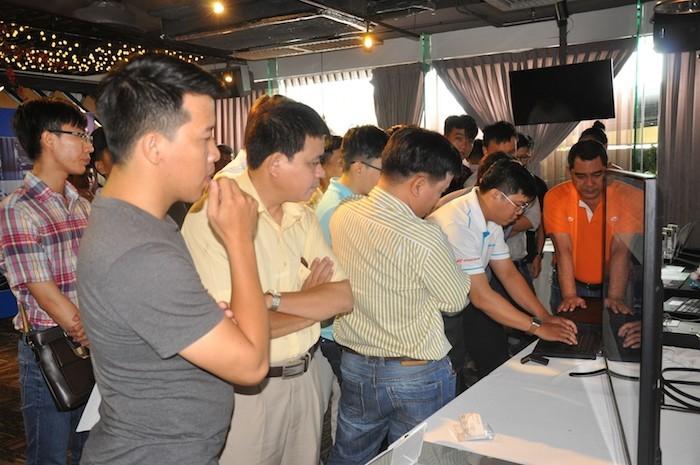 Nhất Tiến Chung cùng Infortrendgiới thiệu giải pháp hệ thống lưu trữ cho Doanh Nghiệp