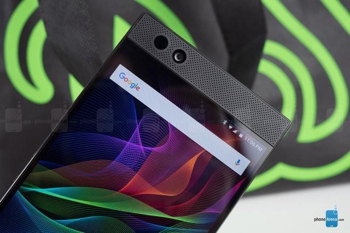 Những mẫu smartphone sở hữu loa stereo tính đến năm 2018