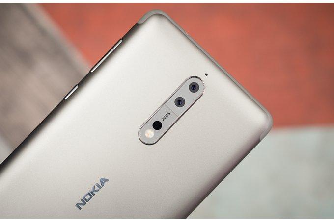 Nokia 8 sẽ sớm được cập nhật phần mềm Pro Camera