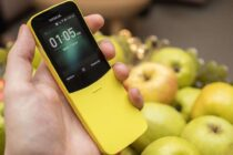 Nokia 8110 màu vàng đã có mặt ở Việt Nam