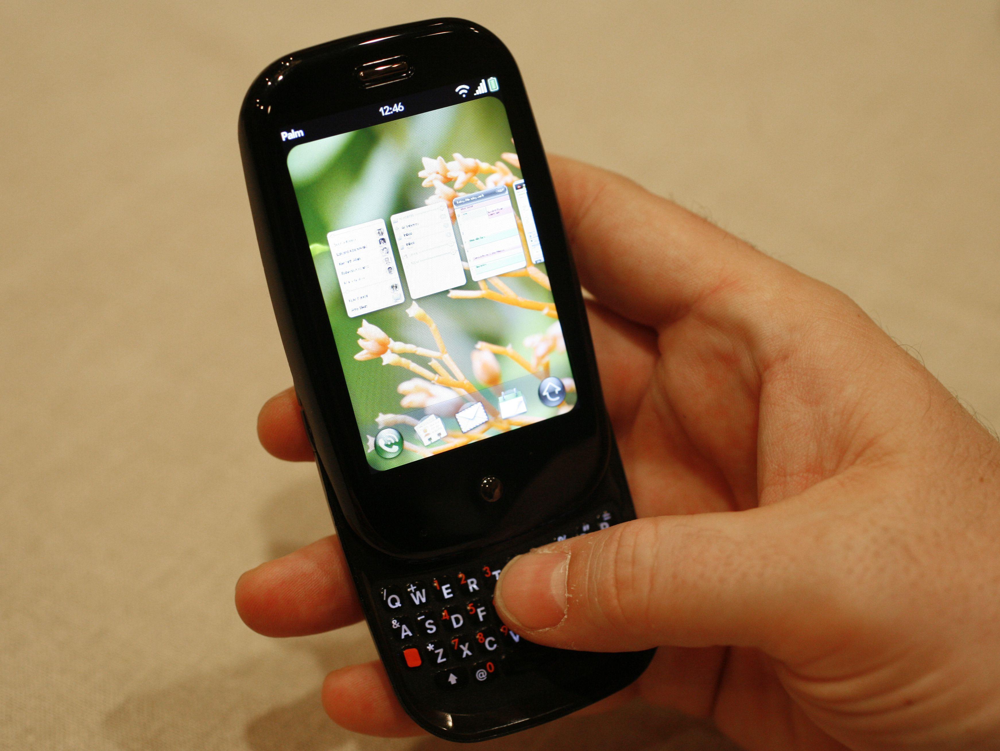 Palm Pre 9 năm tuổi vẫn khiến smartphone hiện đại 'theo đuôi'