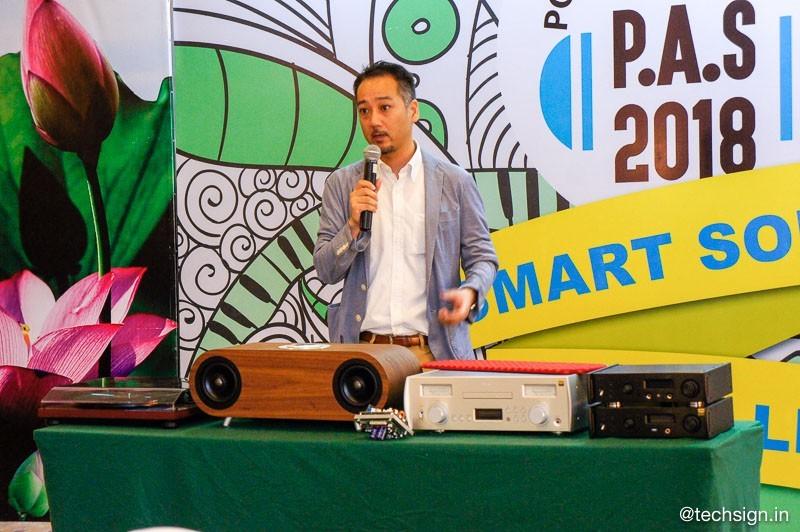 Phúc Giang Audio giới thiệu loa TEAC WS-A70 và loa đeo cổ JBL Soundgear