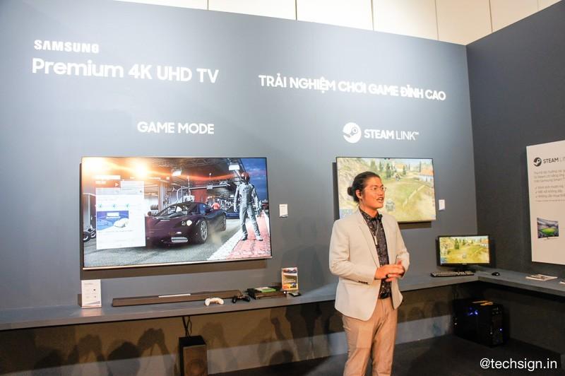 Samsung ra mắt thế hệ TV QLED 2018   Tin Tức