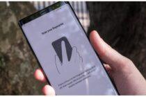 Samsung bỏ máy quét vân tay dưới màn hình ở Note 9, chuyển qua Galaxy S10