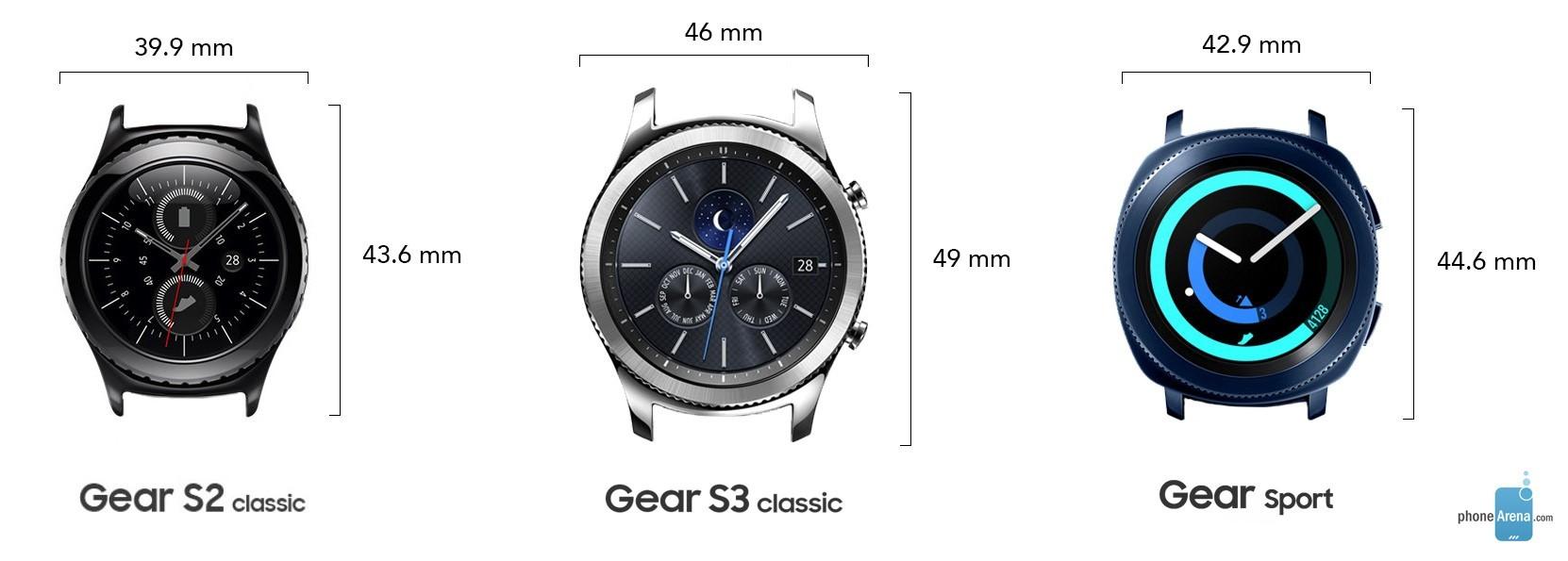 Samsung sẽ đổi thương hiệu Gear/Gear Fit sang Galaxy Watch và Galaxy Fit