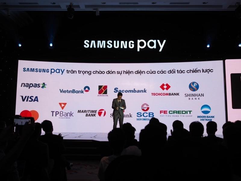 Samsung Pay thêm tính năng và kết nối hệ thống ngân hàng mới