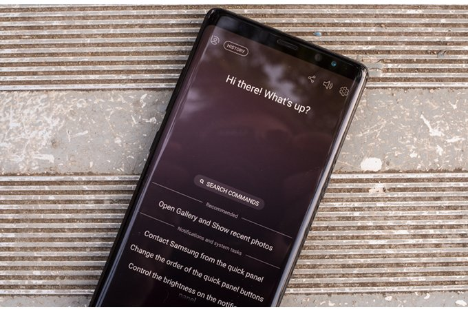"""Samsung sẽ """"trình làng"""" Bixby 2.0 cùng với Galaxy Note 9"""