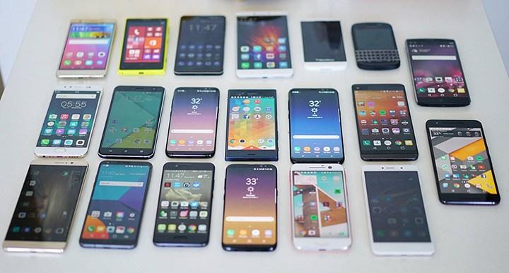 Thị phần smartphone của Apple gần gấp đôi Samsung tại Mỹ trong quý I/2018