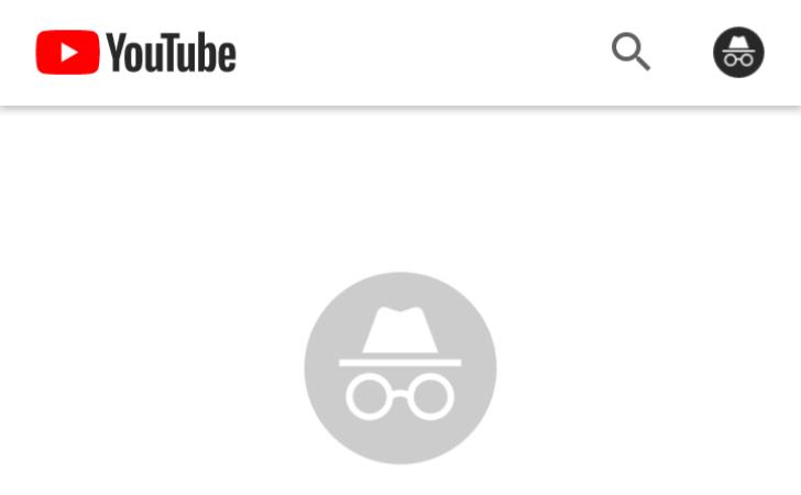 Ứng dụng Youtube sẽ có chế độ ẩn danh
