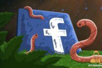 Virus đào tiền số lại hoành hành trên Facebook