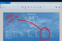 Windows 10 ra mắt công cụ chụp màn hình siêu đơn giản