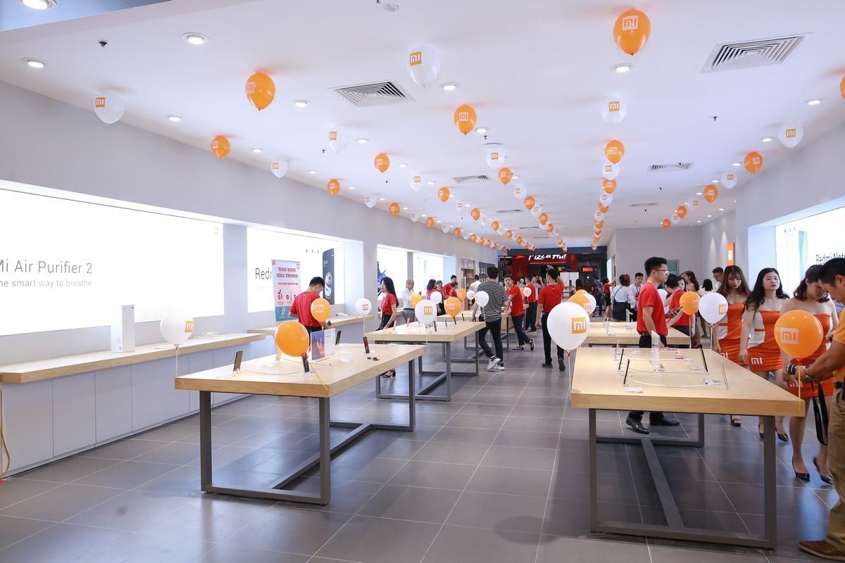 Xiaomi chính thức mở Mi Store đầu tiên tại Hà Nội