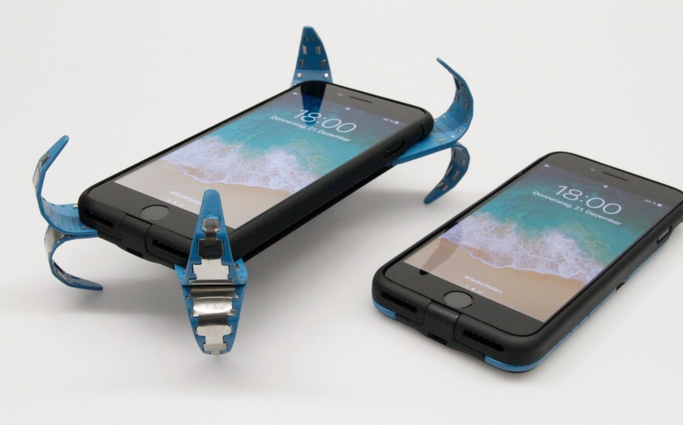 AdCase - Giải pháp 'túi khí' thông minh cho smartphone