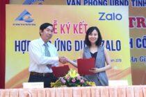 An Giang khai trương trung tâm Hành chính công ứng dụng Zalo