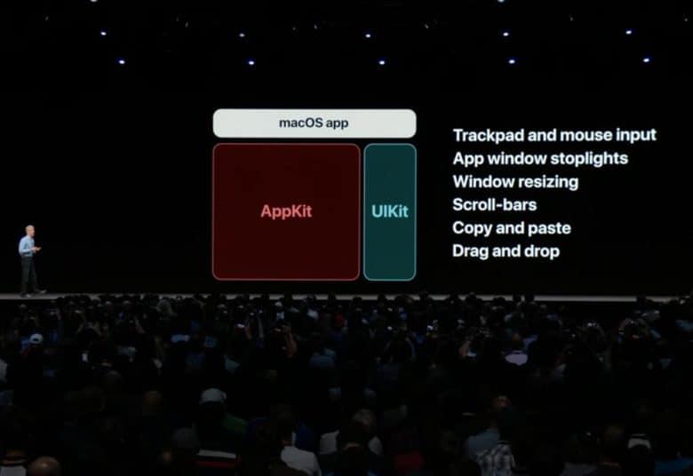 Apple sắp cho chuyển ứng dụng từ iOS sang macOS