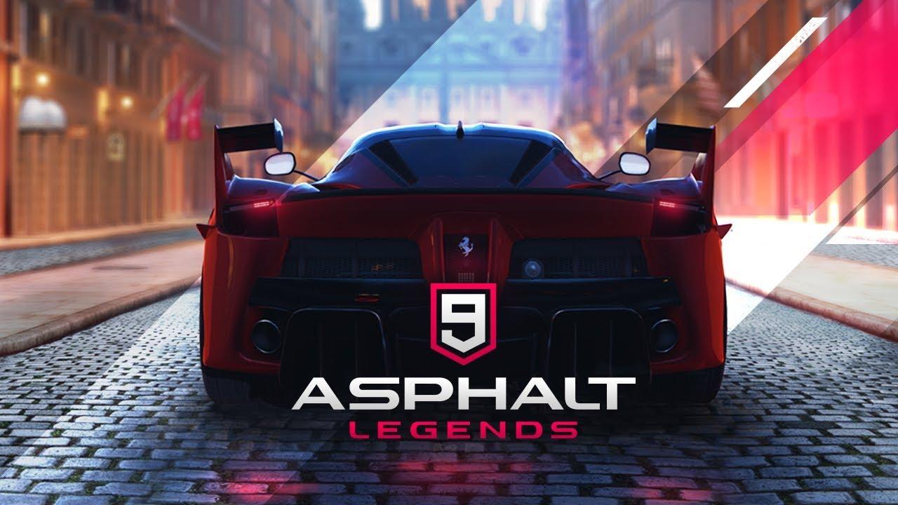 Asphalt 9: Legends có mặt trên Android và iOS từ hè 2018