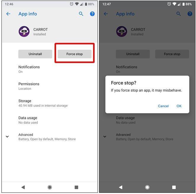 Cách xóa Dữ liệu ứng dụng và Bộ nhớ tạm Cache trên Android